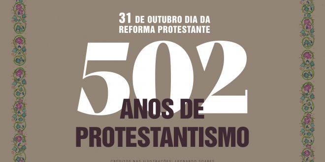 Resultado de imagem para reforma protestante 502 anos